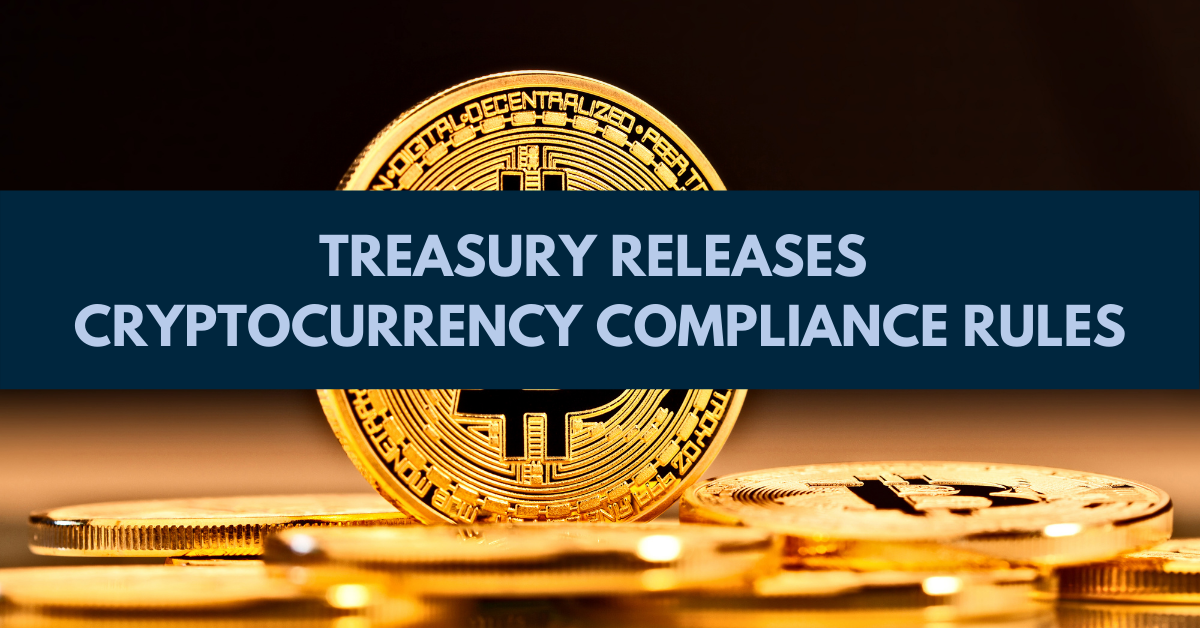 U.S. Treasury Proposes New Cryptocurrency Tax Compliance Rules