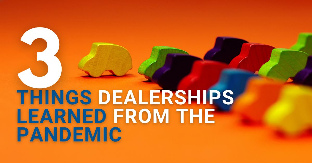 Ways to lower your dealership's cost structure