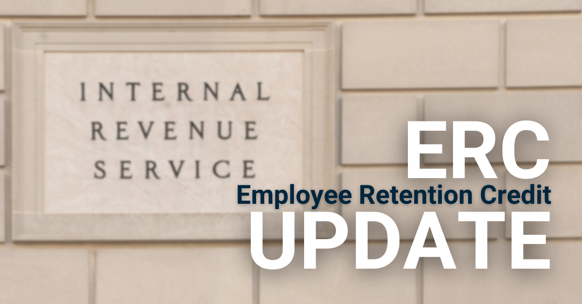 IRS Issues Additional Guidance on Employee Retention Credit for 2021
